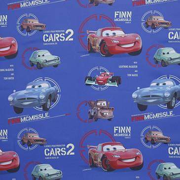 Cars Disney Fabric SUNFINN.40.150