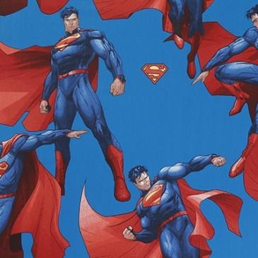 DC Comics Superman Fabric CAVILL.40.140