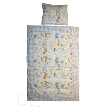 Fabric HHOLLY DUVET COVER