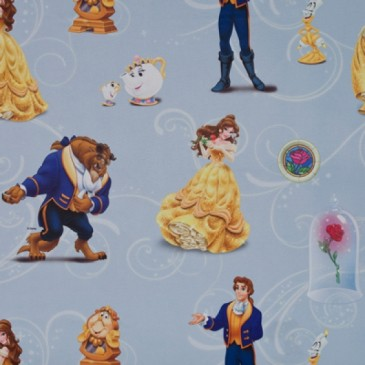 Disney Princess Fabric SUNBELLE.38.150