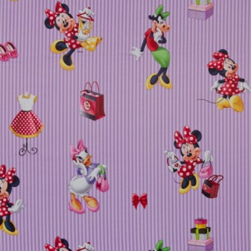 Disney Minnie Mouse Fabric SUNSHOP.35.150