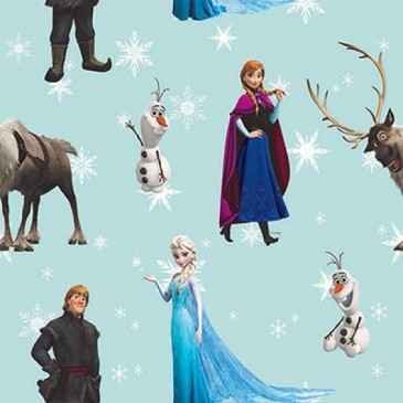 Disney Frozen Fabric FROZEN.44.140