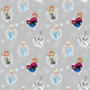 Disney Frozen Fabric FROSTY.53.140