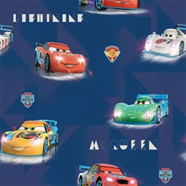 Cars Disney Fabric ICER.42.140