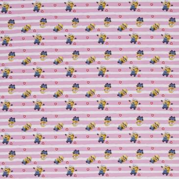 Minions Universal Fabric BUFLE.330