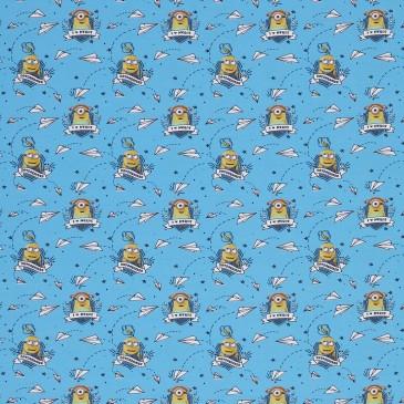 Minions Universal Fabric COOT.400