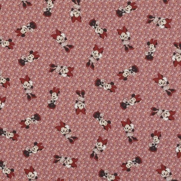 Disney Minnie Mouse Fabric JOLIE.340.140