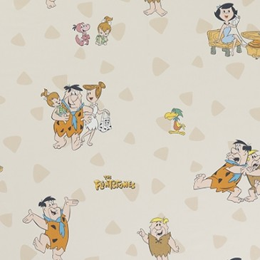 DC Comics Flintstones Fabric RUBBLE.11.140