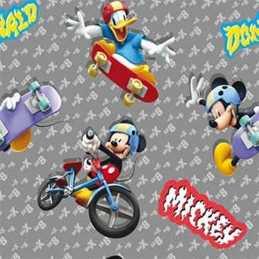 Disney Donald Duck Mickey Mouse Fabric SUNMASH.55.150